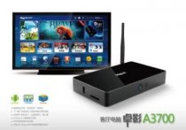 Mele A3700 Смарт ТВ Android Плеер. WiFi, Lan, HDMI, VGA, Optical